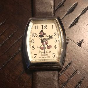 Disney Steamboat Willie watch-preloved